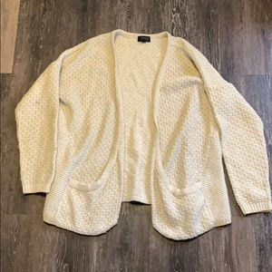 Topshop knitted cardigan